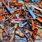 A Rusty Collection. by Margaret Stevens