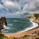 Durdle Door by NeilAlderney
