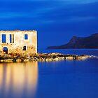 Plytra Abandoned house in Lakonia, Greece by nickthegreek82