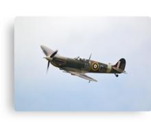 Spitfire BM597 JH-C Canvas Print