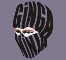 Ginga Ninja by Yao Liang Chua