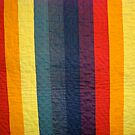 Stripey Quilt by ukquilter