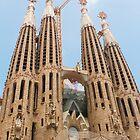 Sagrada Família by Tim Topping