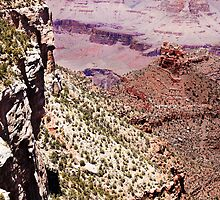 GRAND CANYON 6 by Till  Baron von Grotthuss