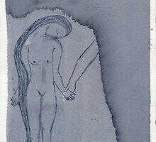 Fantasizing your presence by Ina Mar