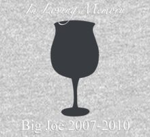 In loving memory of Big Joe by juhsuedde