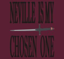Neville is My Chosen One by carls121