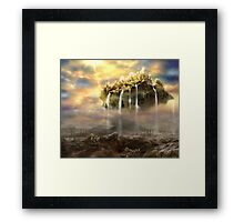 Kingdom Come by Tamer ElSharouni Framed Print