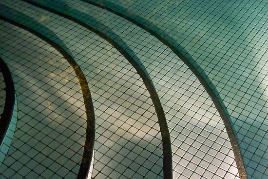 Pool Steps by phil decocco