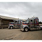 Kenworth 909's by LIFEPhotography