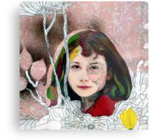 portrait of Gracie::no.3 Metal Print