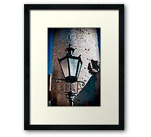 Tower. Framed Print