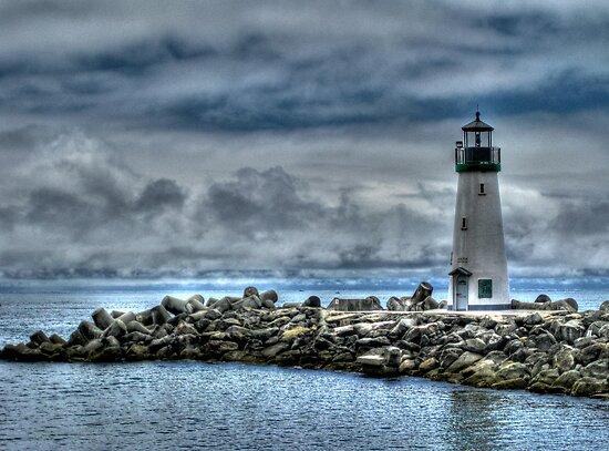 Lighthouse Memories by Dora E. H.  Crow