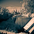 chichester canal 2 by Adam Glen