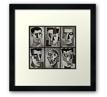 randoms Framed Print