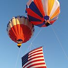 Patriotic Balloons by the57man