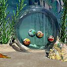 Life in a Fish Bowl by plunder