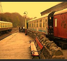 Bitton RailwayStation. by Heather Goodwin