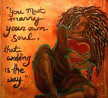 Marry Your Own Soul by Crystal Charlotte