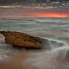 Airey's Inlet Sunrise by DaveS