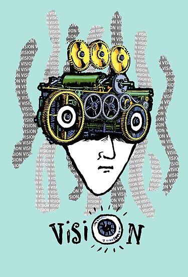 Vision by Cora Lynn Deibler