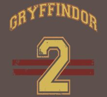 GRYFINNDOR Away Jersey by Benjamin Whealing