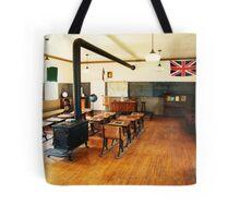 No. 14 Schoolhouse (Petrolia Discovery) Tote Bag