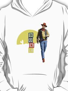 'Sheriff Wayne' (Toy Story / John Wayne) T-Shirt - Design #2 T-Shirt