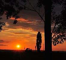 Sunset 1 by lalylaura