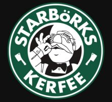 'Starbörks Kerfee' (Starbucks / The Swedish Chef) by James Hance