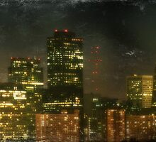 The Bright City Lights by Laurie Search