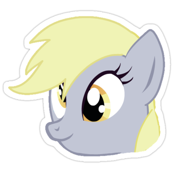 Derpy's Head by JaySticLe