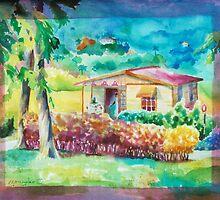 Quiet Afternoon by Deborah Younglao