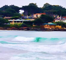 "Carmel By The Sea by Christine ""Xine"" Segalas"