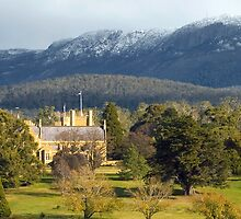 Government House, Hobart by Anthony Davey