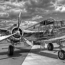 North American B-25J Mitchell by Delfino