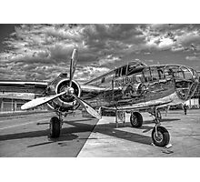 North American B-25J Mitchell Photographic Print