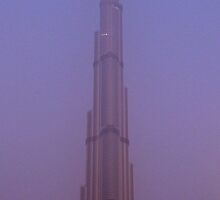 Burj Khalifa in Dubai - Tallest Building in the world! by Roosh