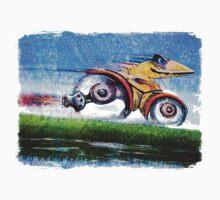 Speedy Lizard  by Tom Godfrey