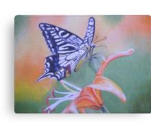 Nectar Of Flight Canvas Print