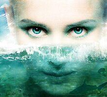 Dissembling - Deep Water by Sybille Sterk