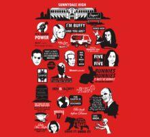 Buffy the Vampire Slayer Quote Shirt T-Shirt
