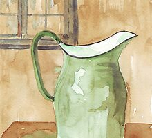 """Little pitchers have big ears""  by Maree  Clarkson"