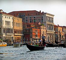getting around....... Venetian style by Tamara  Kaylor
