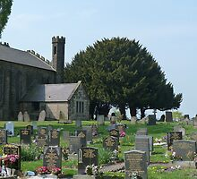 Brinsley Church  by Elaine123
