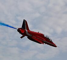 Red Arrow by John Corson Photography