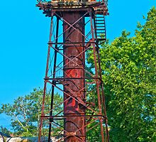 OLD OBSERVATION TOWER by RGHunt