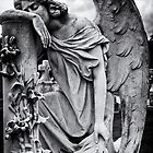 Angel With the Broken Wings by Brad Walsh
