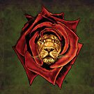 The Lion Rose by MrFoz
