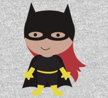 Cutie Batgirl Kids Clothes